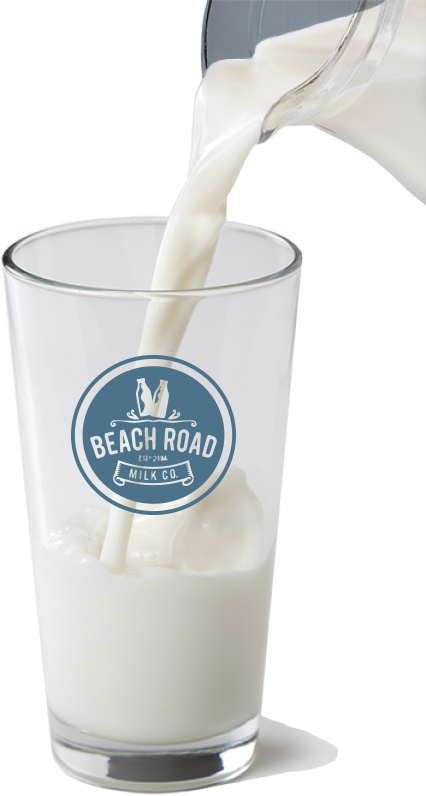 Beach Road Milk
